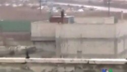 فعالان از اصابت نارنجک به یک ساختمان حزب حاکم بعث در پایتخت سوریه خبر می دهند
