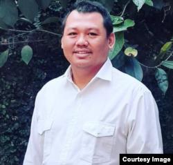 Koordinator SafeNet, Damar Juniarto
