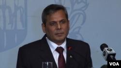 پاکستان کے دفتر خارجہ کے ترجمان نفیس ذکریا