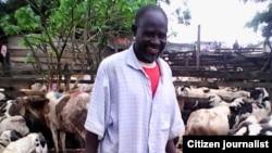 CAMEROON: Kasuwar raguna