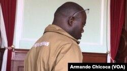Domingos Alberto Machado conduzido à cadeia