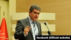 CHP Milletvekili Süheyl Batum