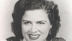 Patsy Cline was one of America's most loved country music singers.