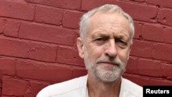 İngiltere İşçi Partisi Lideri Jeremy Corbyn