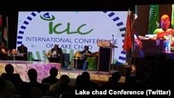 Ouverture de la conférence pour le lac Tchad, à Abuja, le 26 février 2018. (Twitter/Lake chad Conference)