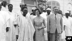 Alhaji Sir Abubakar Tafawa Balewa PM Najeriya na farko.