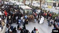 Ethiopians in Saudi
