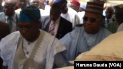 Tsohon shugaban Najeriya, Cif Olusegun Obasanjo.