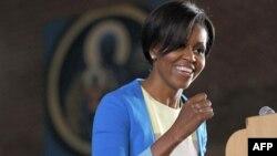 Мишель Обама в Йоханнесбурге. 22 июня 2011г.