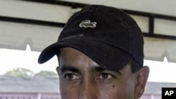 Colombian Pedro Guerrero, a.k.a. Cuchillo (knife) (file photo)