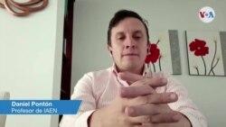 Daniel Pontón sobre Ecuador
