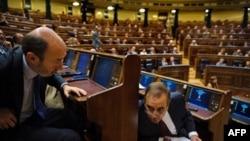 İspanya parlamentosu