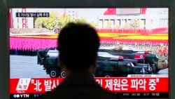 [인터뷰 오디오: 문성묵 한국국가전략연구원 센터장] 북한 잇단 미사일 발사 의도, 실패 원인