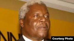 Former Local Government Minister Ignatius Chombo