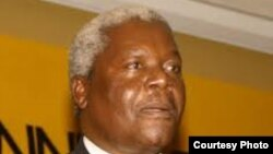 Local Government Minister Ignatius Chombo