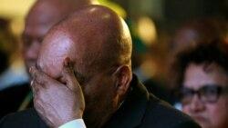 ANC perde Joanesburgo