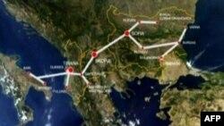 Shqipëria, Italia, Maqedonia dhe Bullgaria - deklaratë për Korridorin 8