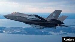 Bộ Quốc phòng Mỹ ra lệnh kiểm tra các động cơ của máy bay chiến đấu F-35.