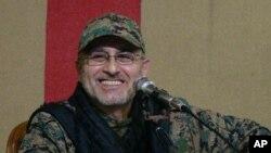 Chỉ huy quân sự cao cấp nhất của nhóm chủ chiến Hezbollah, ông Mustafa Badreddine, đã bị giết chết ở Syria.