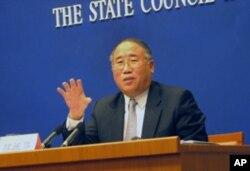 中国发改委副主任解振华