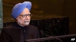印度總理辛格九月二十四日在聯合國發言