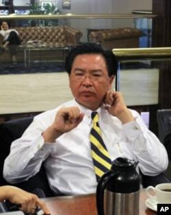 前台灣駐美代表吳釗燮