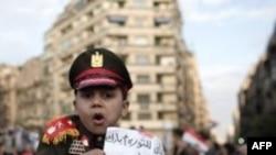 Եգիպտոսի զինված ուժերը սատարել են լիազորությունների փոխանցումը
