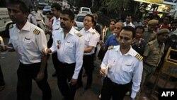 Cuộc đình công của các phi công đã buộc Air India phải hủy hàng ngàn chuyến bay