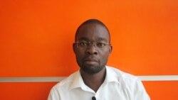 Elite angolana é conivente com o racismo devido a interesses, diz Domingos da Cruz