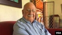 """Jaime Chamorro, presidente del diario La Prensa, uno de los rotativos del país que enfrenta un bloqueo aduanero, indicó que """"está hablando de una censura indirecta""""."""