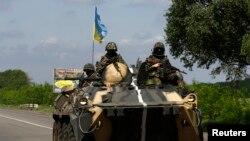 乌克兰紧张局势