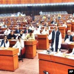 قومی اسمبلی کا ایک اجلاس (فائل فوٹو)