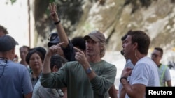U.S director and producer Michael Bay is shown on a film set. Sometimes people can be better off working as assistants than going to film school.