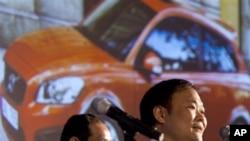 Li Shufu, direktor kineske automobilske tvrtke Geely