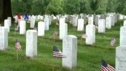 Peringatan Hari Veteran di AS