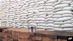 阿富汗需要國際糧食援助。
