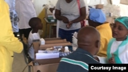 MDC Leader Nelson Chamisa Visit Cholera Affected Glenview4