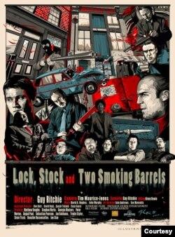 فلم میں چار دوست ایک گینگسٹر کے مقروض ہو جاتے ہیں اور قرضہ اتارنے کے لیے ایک چوری کی ہامی بھرتے ہیں۔