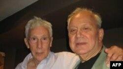 Леон Гаст и Рон Галелла