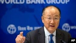 Presiden Bank Dunia Jim Yong Kim (foto: dok).
