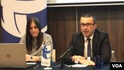 Ivana Korajlić i Srđan Blagovčanin predstavili istraživanje percepcije korupcije