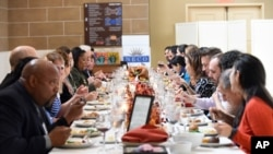 Ellis Island Thanksgiving hosted by National Ethnic Coalition of Organizations – NECO