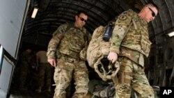 Tư liệu: TT Trump muốn rút binh sĩ Mỹ tại Syria về nước