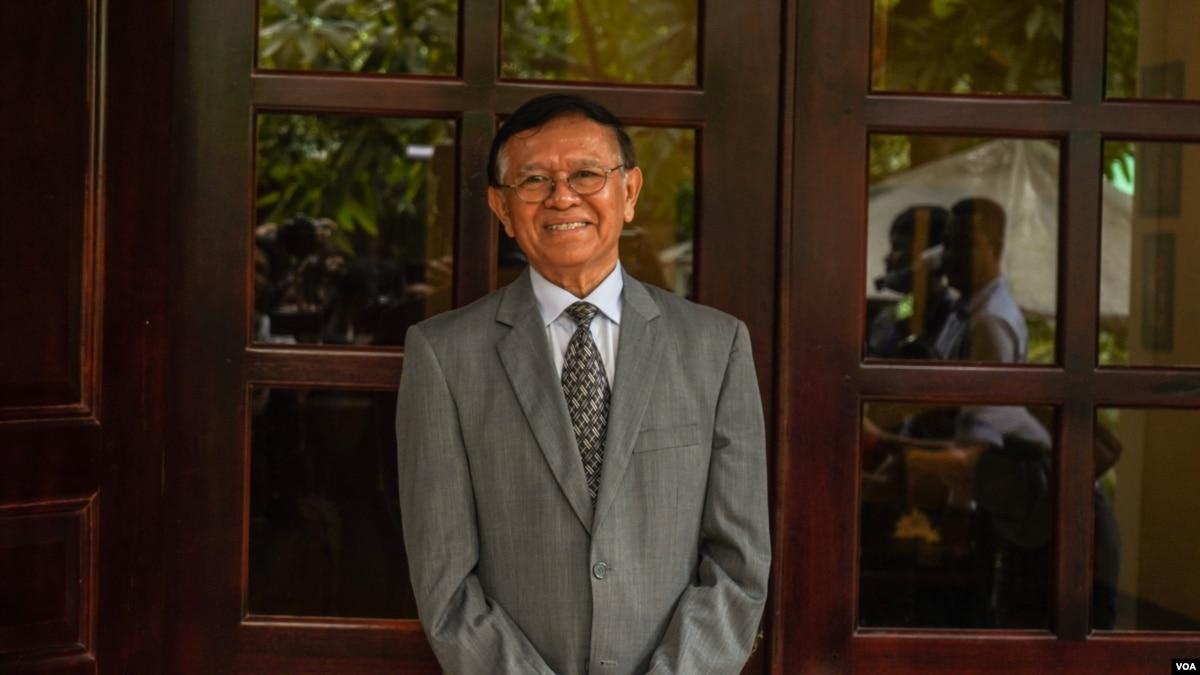 Treason Investigation into Kem Sokha Closed, Days after Damning EU Report - វីអូអេ - VOA Khmer