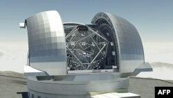 Shkencëtarët britanikë punojnë për teleskopin e hapësirës EELT