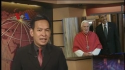 Reaksi AS atas Mundurnya Paus Benediktus XVI - Liputan Berita VOA