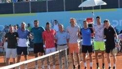 ကမၻာေက်ာ္ တင္းနစ္ကစားသမား Novak Djokovic ကိုရိုနာဗိုင္းရပ္စ္ ကူးစက္ခံရ
