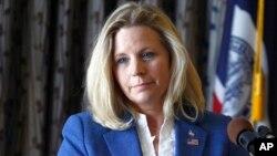 Liz Cheney anunció que se retira de la campaña electoral para el Senado por el estado de Wyoming.