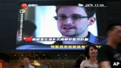 Snowden escapó a Hong Kong, para luego volar a Rusia, en donde se encuentra desde hace más de una semana.