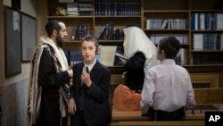 Сегодня в синагоге Донецка